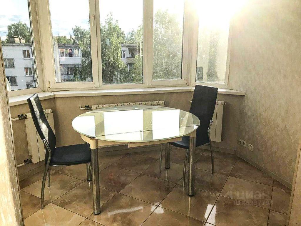 Продажа четырёхкомнатной квартиры Хотьково, улица Седина 8, цена 8700000 рублей, 2021 год объявление №628566 на megabaz.ru