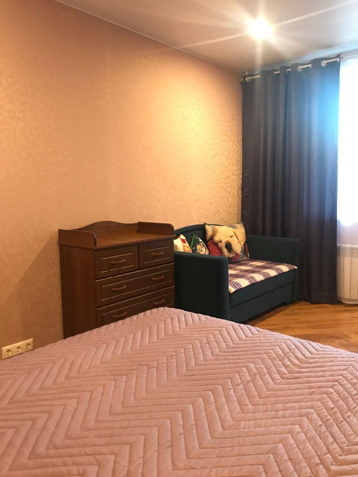 Аренда однокомнатной квартиры село Рождествено, Сиреневый бульвар 22, цена 25000 рублей, 2021 год объявление №1399821 на megabaz.ru