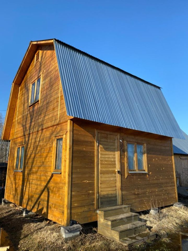 Продажа дома СНТ Дружба-2, 2-я улица, цена 780000 рублей, 2021 год объявление №622806 на megabaz.ru