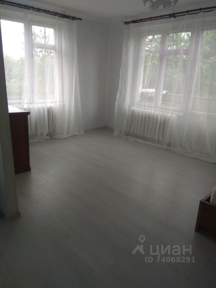 Продажа однокомнатной квартиры село Кудиново, Центральная улица 3, цена 2650000 рублей, 2021 год объявление №630351 на megabaz.ru