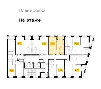 Продажа однокомнатной квартиры Москва, метро Славянский бульвар, улица Петра Алексеева 12к1, цена 12900000 рублей, 2021 год объявление №630303 на megabaz.ru
