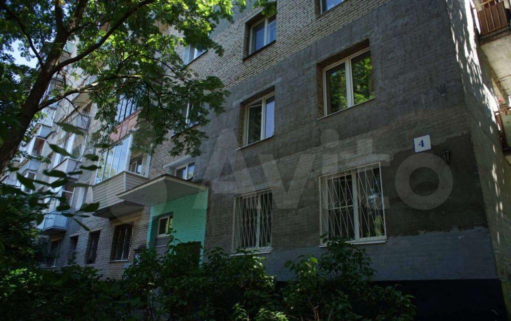 Продажа однокомнатной квартиры Королёв, Парковая улица 4, цена 4800000 рублей, 2021 год объявление №708150 на megabaz.ru