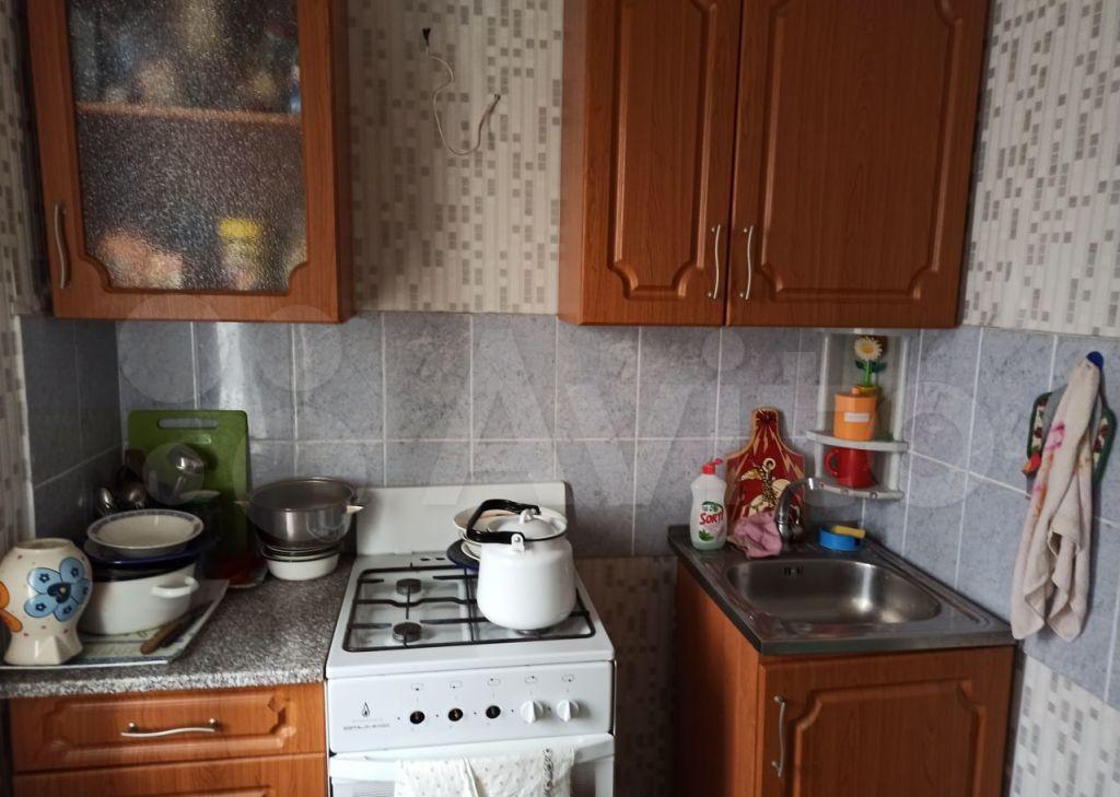 Продажа двухкомнатной квартиры рабочий посёлок Решетниково, Центральная улица 51, цена 1800000 рублей, 2021 год объявление №645972 на megabaz.ru