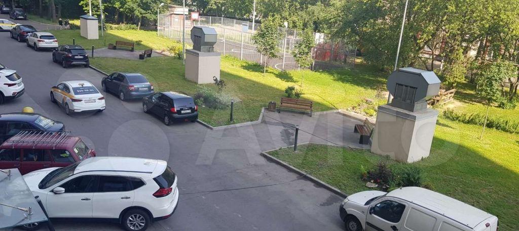 Продажа однокомнатной квартиры Москва, метро Петровско-Разумовская, цена 6200000 рублей, 2021 год объявление №665138 на megabaz.ru