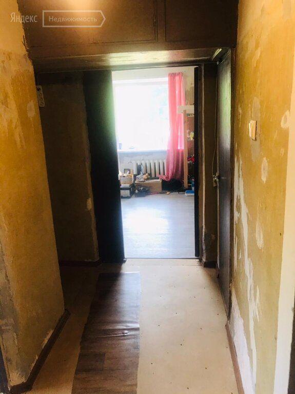 Продажа однокомнатной квартиры село Саввино, цена 1400000 рублей, 2021 год объявление №645196 на megabaz.ru