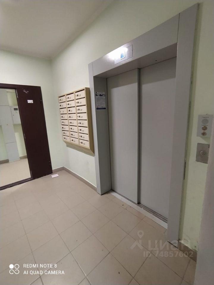 Продажа однокомнатной квартиры Хотьково, Загорская улица 1Ак1, цена 3150000 рублей, 2021 год объявление №637632 на megabaz.ru
