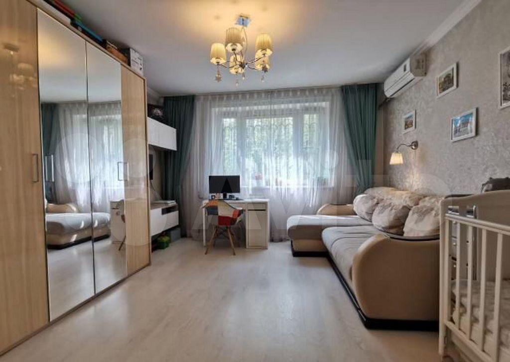 Аренда однокомнатной квартиры Москва, метро Волжская, цена 30000 рублей, 2021 год объявление №1400393 на megabaz.ru