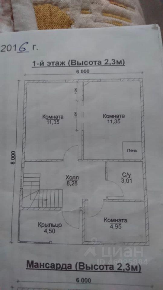 Продажа дома садовое товарищество Восход, метро Киевская, цена 1950000 рублей, 2021 год объявление №628346 на megabaz.ru