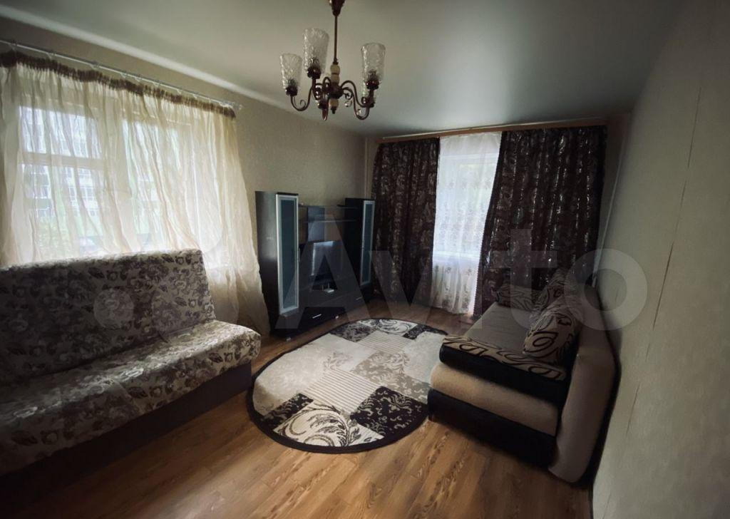 Аренда однокомнатной квартиры Кубинка, Армейская улица 3, цена 22000 рублей, 2021 год объявление №1401159 на megabaz.ru