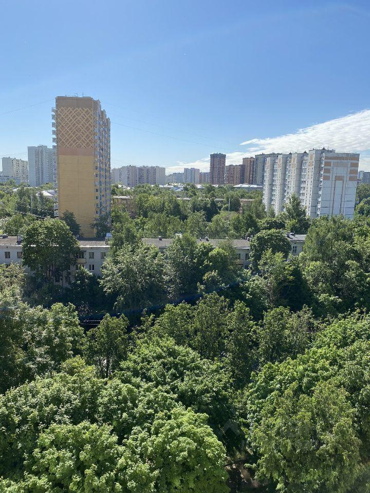 Продажа двухкомнатной квартиры Москва, метро Каховская, Болотниковская улица 36к6, цена 15990000 рублей, 2021 год объявление №631551 на megabaz.ru