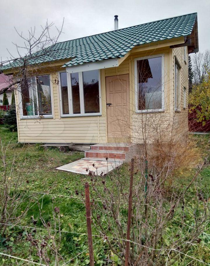 Продажа дома деревня Семенково, Можайская улица 53, цена 4500000 рублей, 2021 год объявление №631854 на megabaz.ru