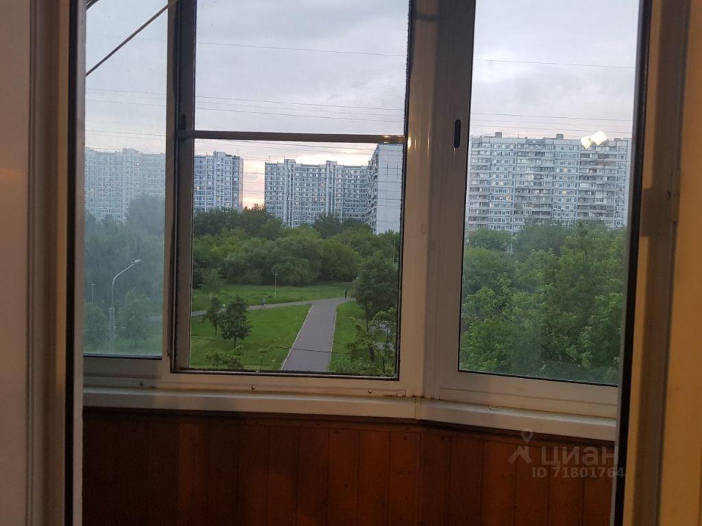 Продажа однокомнатной квартиры Москва, метро Марьино, улица Маршала Голованова 1, цена 8500000 рублей, 2021 год объявление №633043 на megabaz.ru