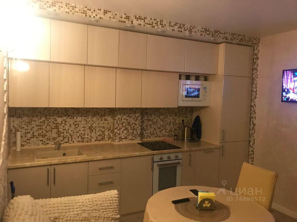 Продажа однокомнатной квартиры деревня Большие Жеребцы, цена 4000000 рублей, 2021 год объявление №634760 на megabaz.ru