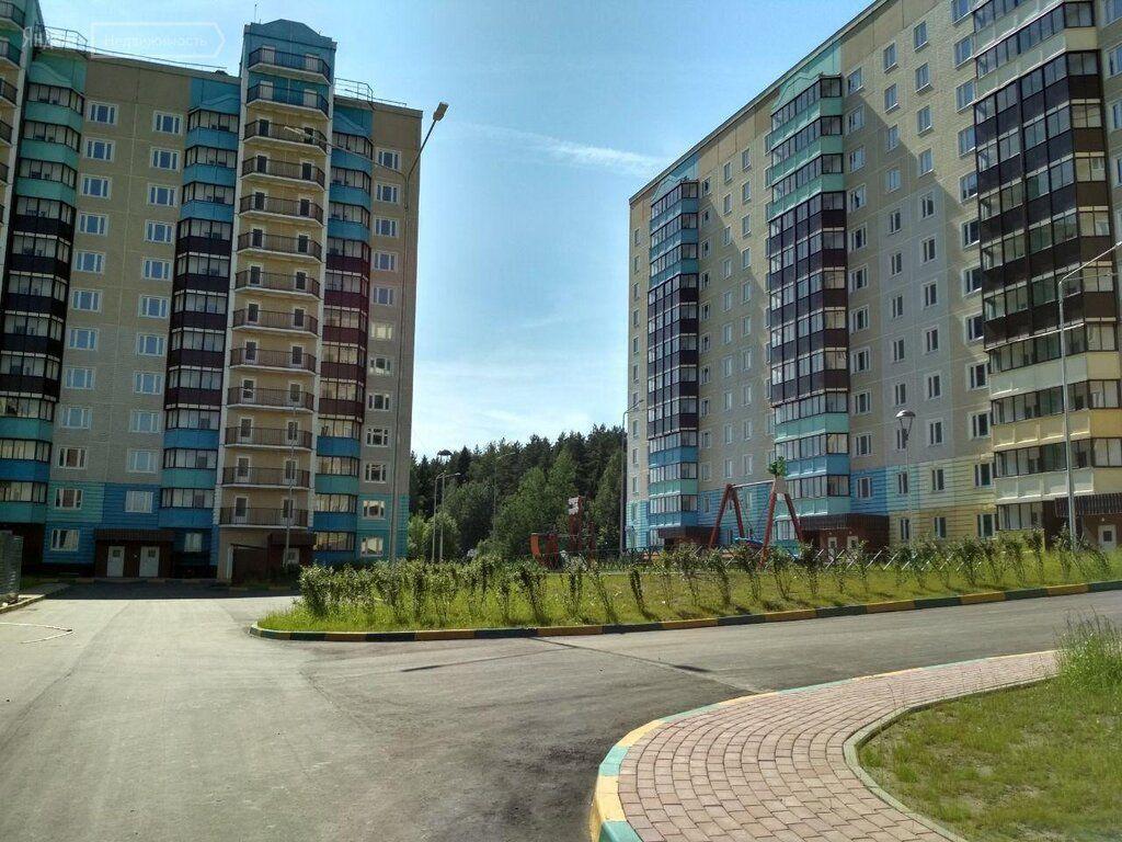 Продажа однокомнатной квартиры деревня Малые Вязёмы, цена 4000000 рублей, 2021 год объявление №631851 на megabaz.ru
