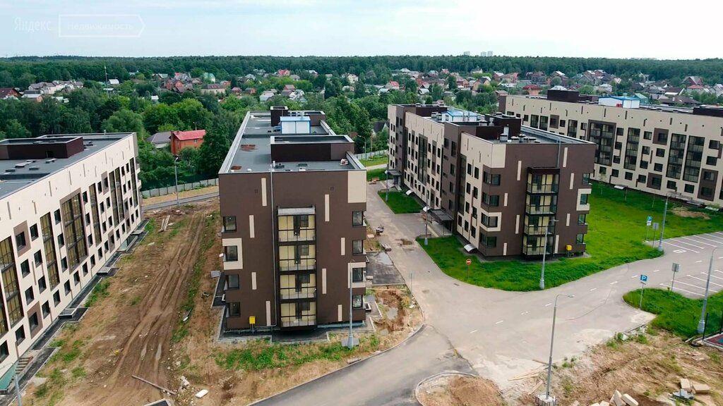 Продажа однокомнатной квартиры деревня Жабкино, цена 4350000 рублей, 2021 год объявление №631751 на megabaz.ru