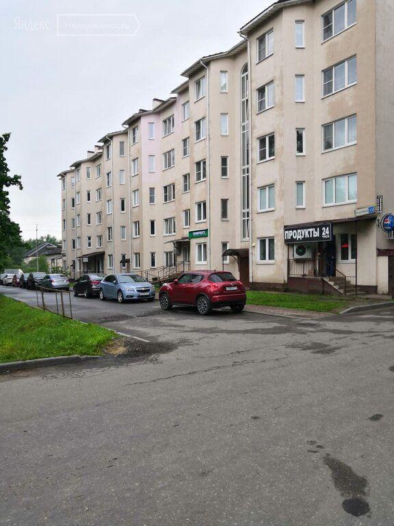 Продажа однокомнатной квартиры поселок совхоза Останкино, Дорожная улица 13, цена 4500000 рублей, 2021 год объявление №633037 на megabaz.ru
