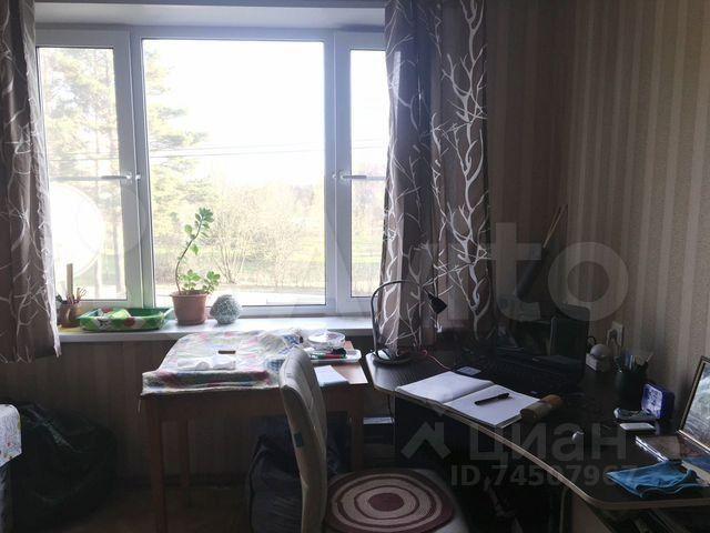 Продажа трёхкомнатной квартиры Верея, Магистральная улица 1, цена 2950000 рублей, 2021 год объявление №635894 на megabaz.ru