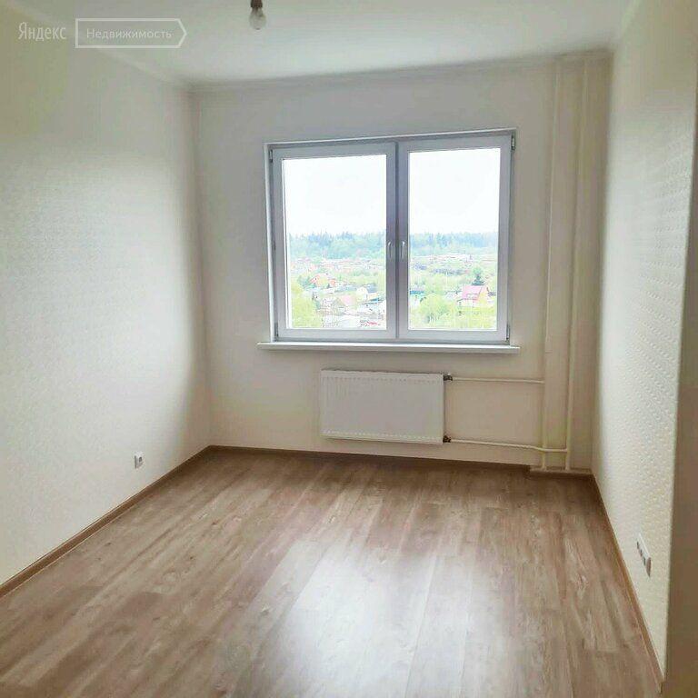 Продажа однокомнатной квартиры деревня Голубое, Зелёный проезд 2, цена 4681403 рублей, 2021 год объявление №660487 на megabaz.ru