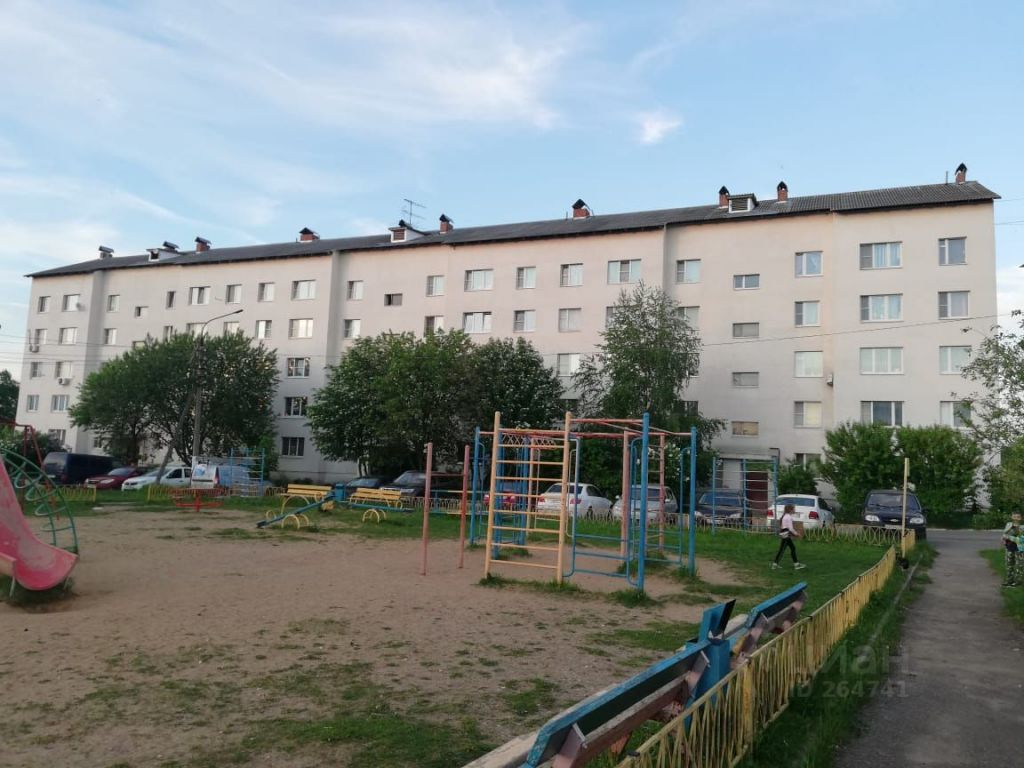 Продажа однокомнатной квартиры село Новопетровское, Полевая улица 6А, цена 3000000 рублей, 2021 год объявление №632125 на megabaz.ru