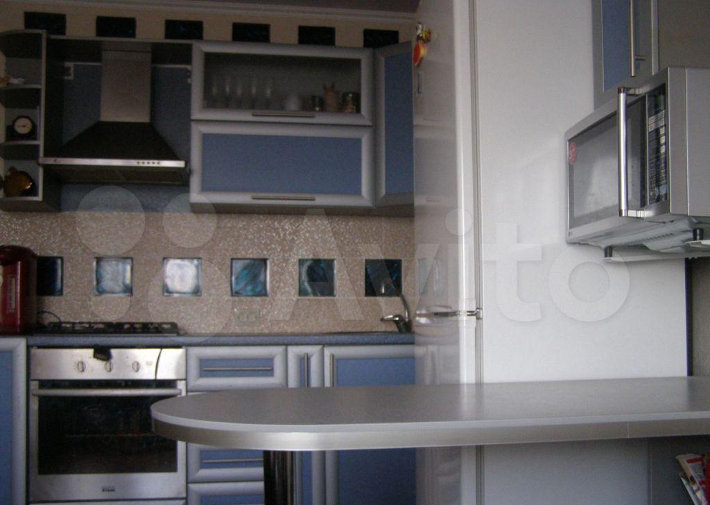 Продажа двухкомнатной квартиры деревня Пуршево, Новослободская улица 12, цена 6350000 рублей, 2021 год объявление №644756 на megabaz.ru