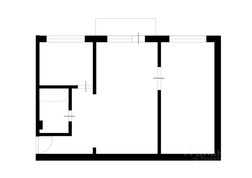 Аренда двухкомнатной квартиры Москва, метро Таганская, Николоямская улица 9, цена 70000 рублей, 2021 год объявление №1392769 на megabaz.ru