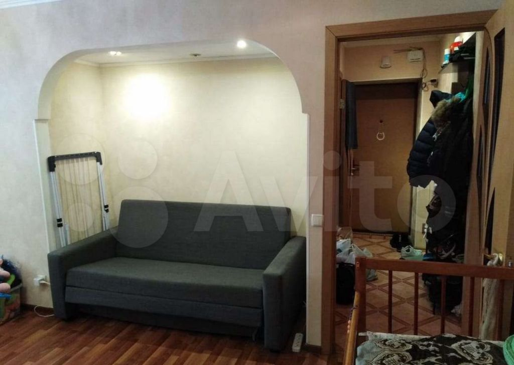 Продажа однокомнатной квартиры поселок Новый Городок, цена 2900000 рублей, 2021 год объявление №632898 на megabaz.ru