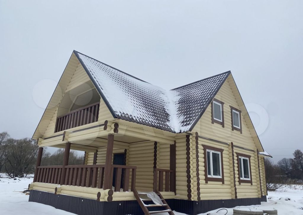Продажа дома деревня Малая Дубна, цена 2990000 рублей, 2021 год объявление №554378 на megabaz.ru