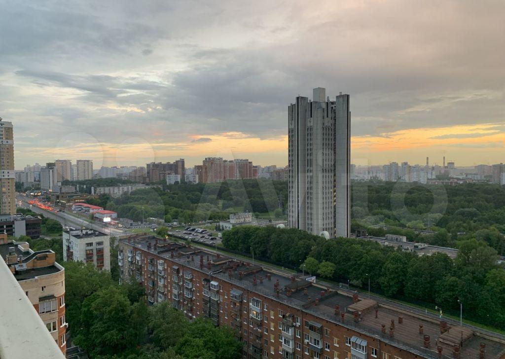 Продажа двухкомнатной квартиры Москва, метро Проспект Вернадского, проспект Вернадского 29к1, цена 22990000 рублей, 2021 год объявление №632171 на megabaz.ru