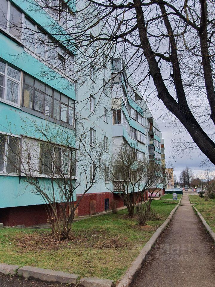 Продажа однокомнатной квартиры Руза, Ульяновская улица 5, цена 3100000 рублей, 2021 год объявление №630445 на megabaz.ru