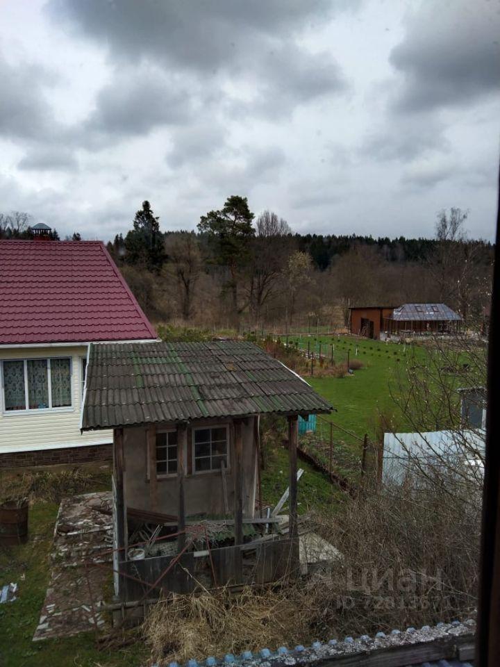 Продажа дома деревня Гальчино, цена 750000 рублей, 2021 год объявление №631964 на megabaz.ru