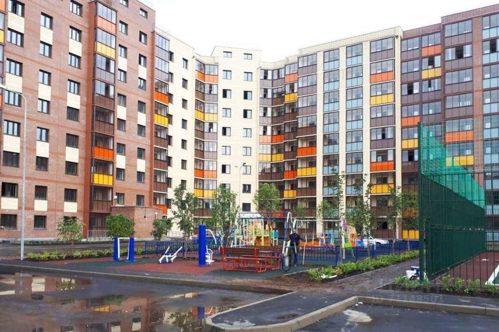 Продажа однокомнатной квартиры Орехово-Зуево, Клязьминский проезд 2к2, цена 3970000 рублей, 2021 год объявление №659482 на megabaz.ru