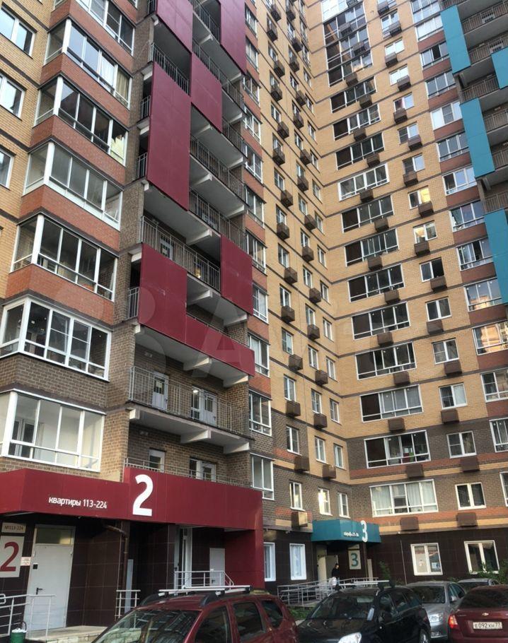 Продажа двухкомнатной квартиры деревня Мисайлово, Литературный бульвар 2, цена 8400000 рублей, 2021 год объявление №632495 на megabaz.ru