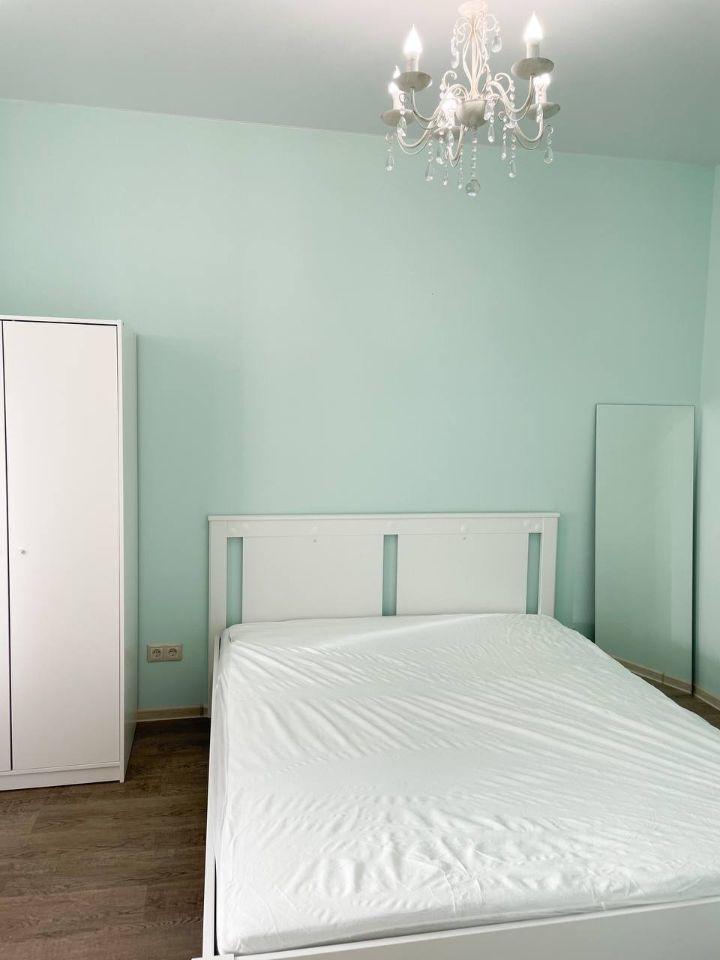 Аренда двухкомнатной квартиры деревня Сабурово, Заречная улица 3, цена 26000 рублей, 2021 год объявление №1425913 на megabaz.ru