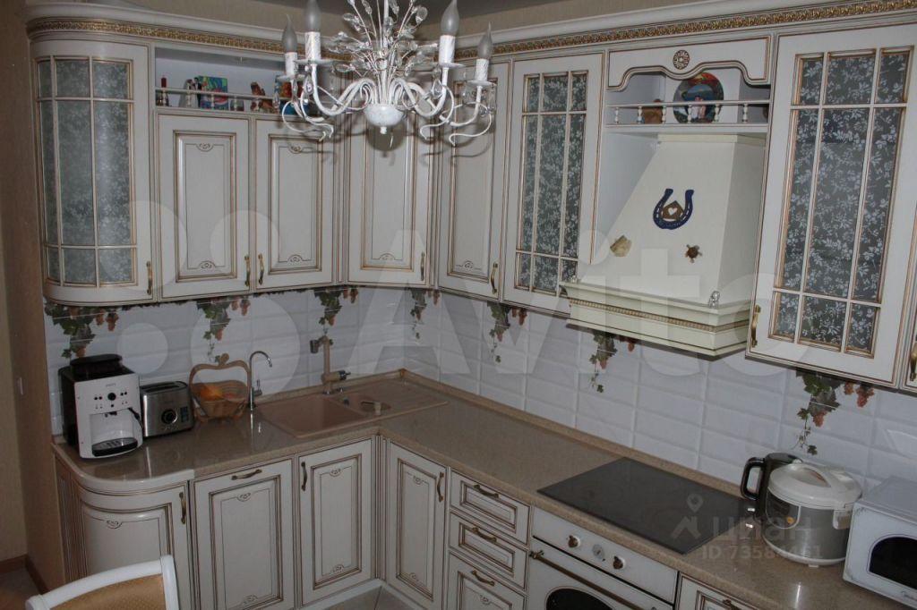 Продажа двухкомнатной квартиры поселок ВНИИССОК, улица Дениса Давыдова 11, цена 10599000 рублей, 2021 год объявление №634268 на megabaz.ru