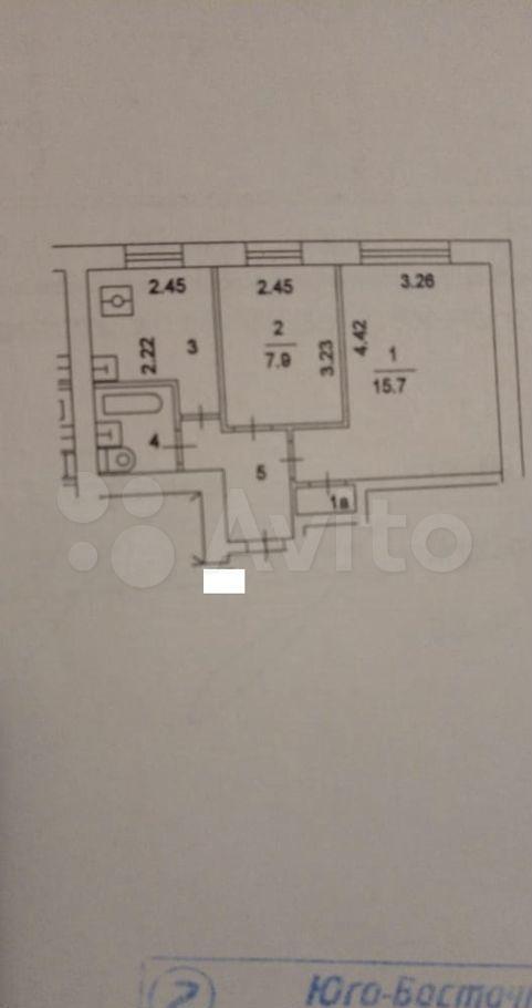 Продажа двухкомнатной квартиры Москва, метро Кожуховская, 6-я Кожуховская улица 23, цена 10300000 рублей, 2021 год объявление №632492 на megabaz.ru