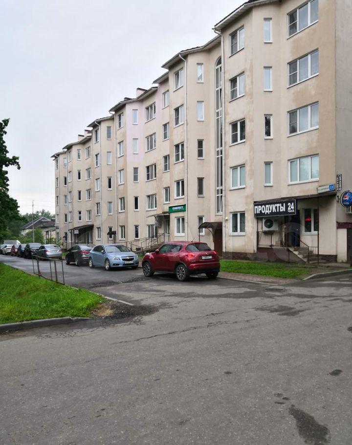 Продажа однокомнатной квартиры поселок совхоза Останкино, Дорожная улица 13, цена 4500000 рублей, 2021 год объявление №632482 на megabaz.ru