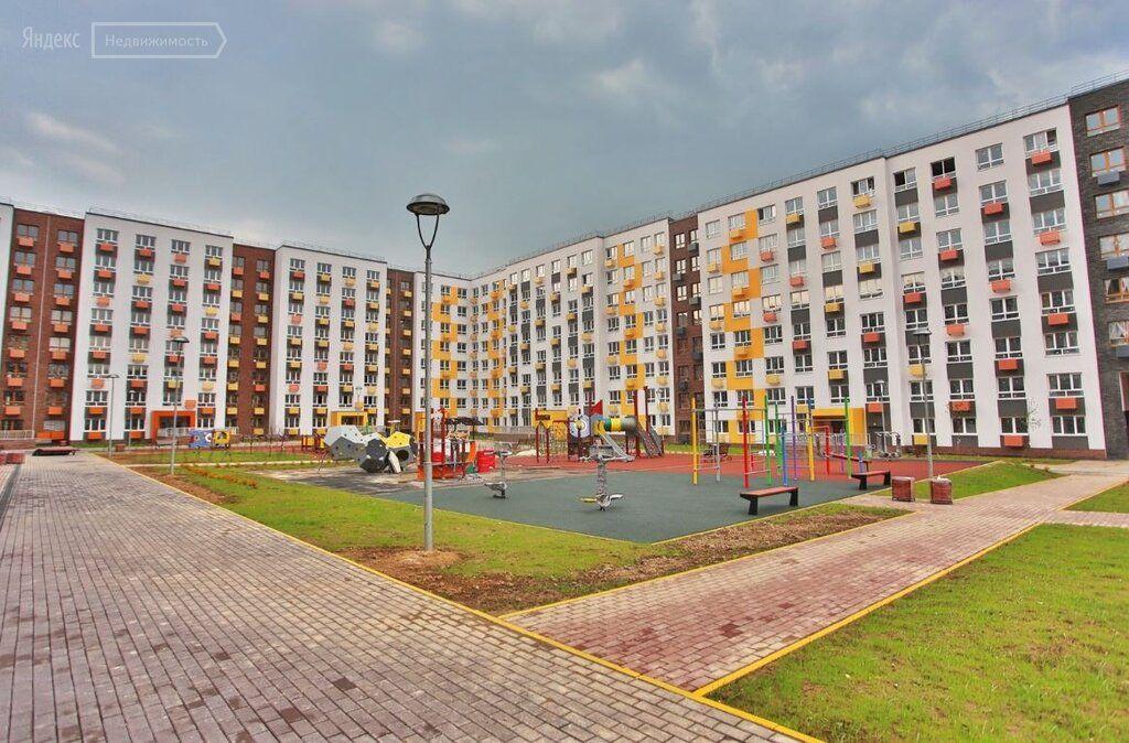Продажа двухкомнатной квартиры деревня Глухово, Романовская улица 19, цена 6750000 рублей, 2021 год объявление №632446 на megabaz.ru