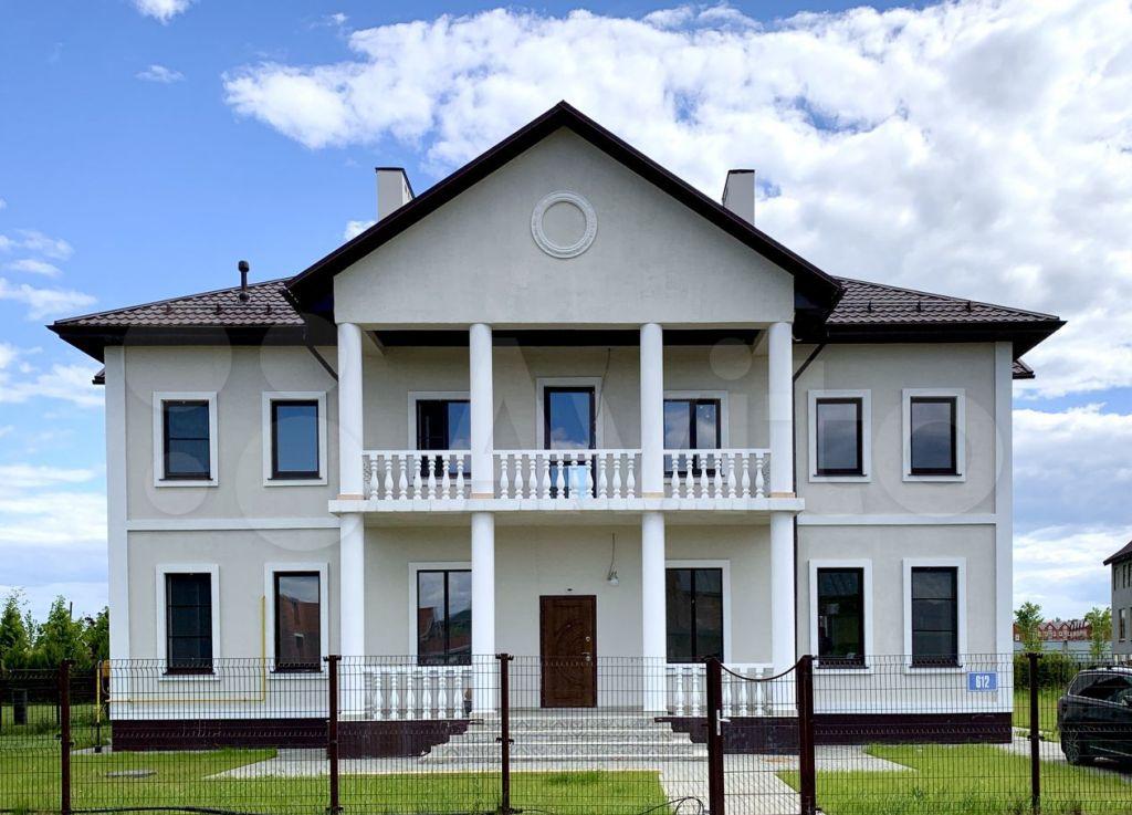 Аренда дома деревня Покровское, Покровский бульвар 253, цена 350000 рублей, 2021 год объявление №1402266 на megabaz.ru