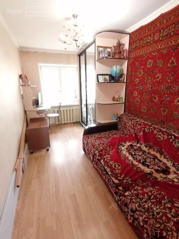 Продажа трёхкомнатной квартиры деревня Тимоново, Подмосковная улица 6, цена 4500000 рублей, 2021 год объявление №632445 на megabaz.ru