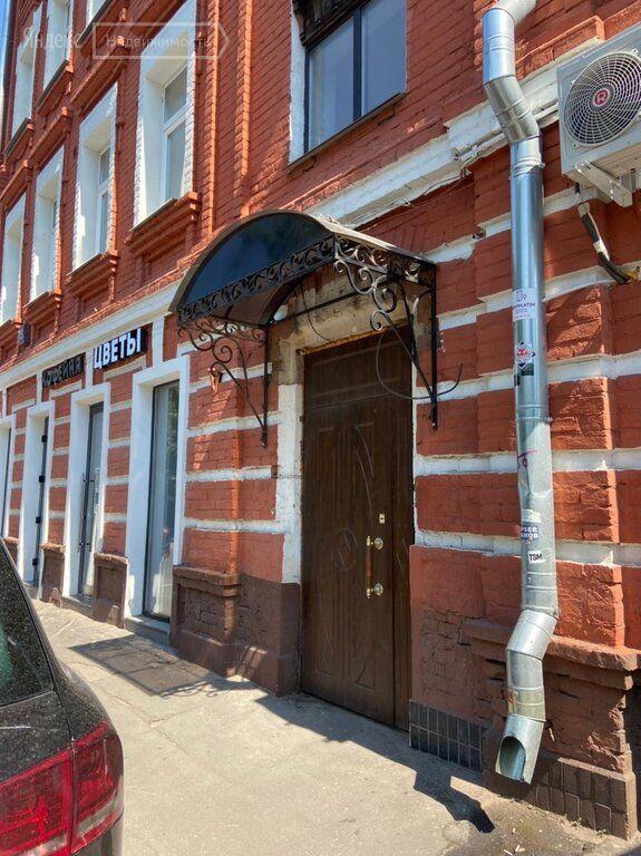 Продажа однокомнатной квартиры Москва, метро Бауманская, Балакиревский переулок 23, цена 4650000 рублей, 2021 год объявление №648231 на megabaz.ru