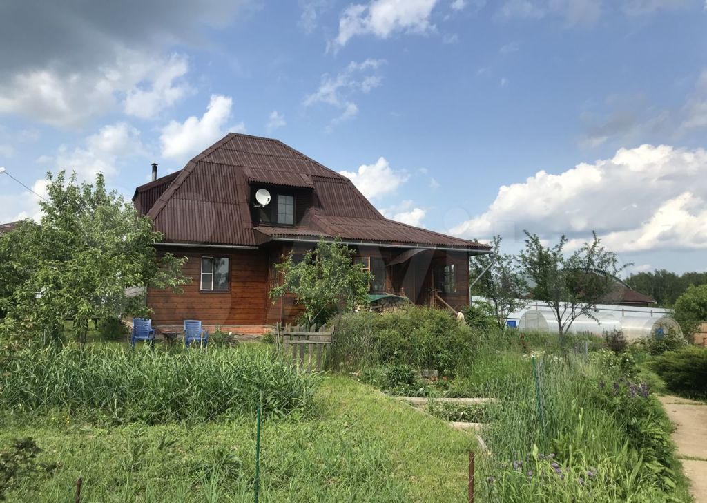 Продажа дома деревня Сенино, цена 7800000 рублей, 2021 год объявление №598153 на megabaz.ru