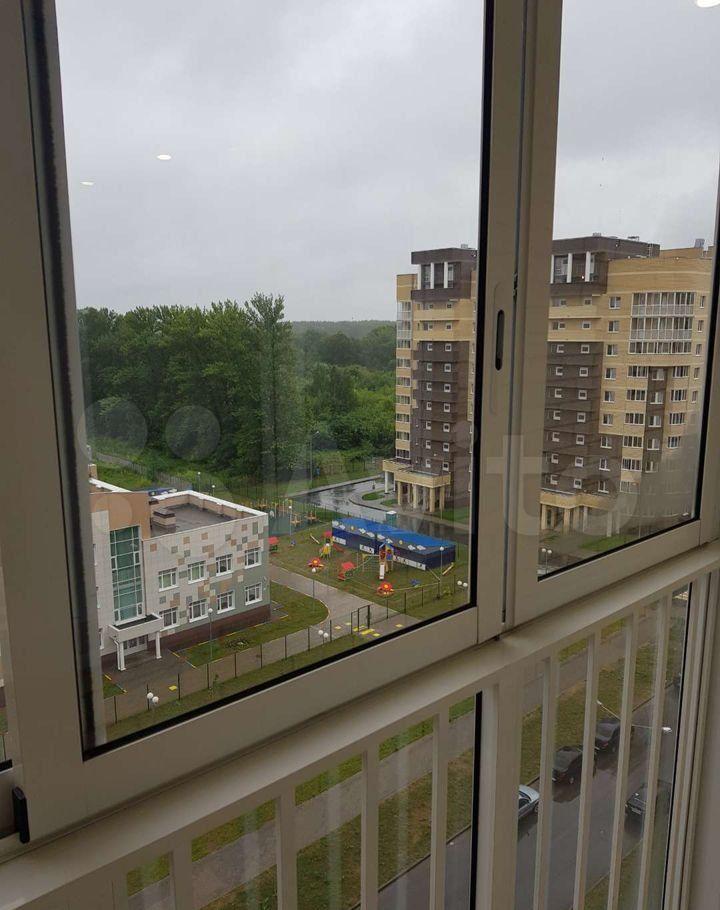 Аренда однокомнатной квартиры Ногинск, улица Дмитрия Михайлова 8, цена 24000 рублей, 2021 год объявление №1403930 на megabaz.ru