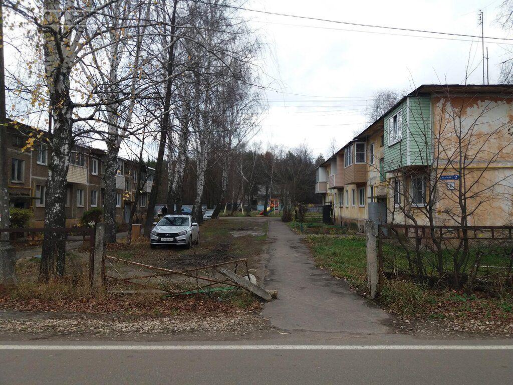Продажа однокомнатной квартиры посёлок Виноградово, Зелёная улица 2, цена 1850000 рублей, 2021 год объявление №535161 на megabaz.ru