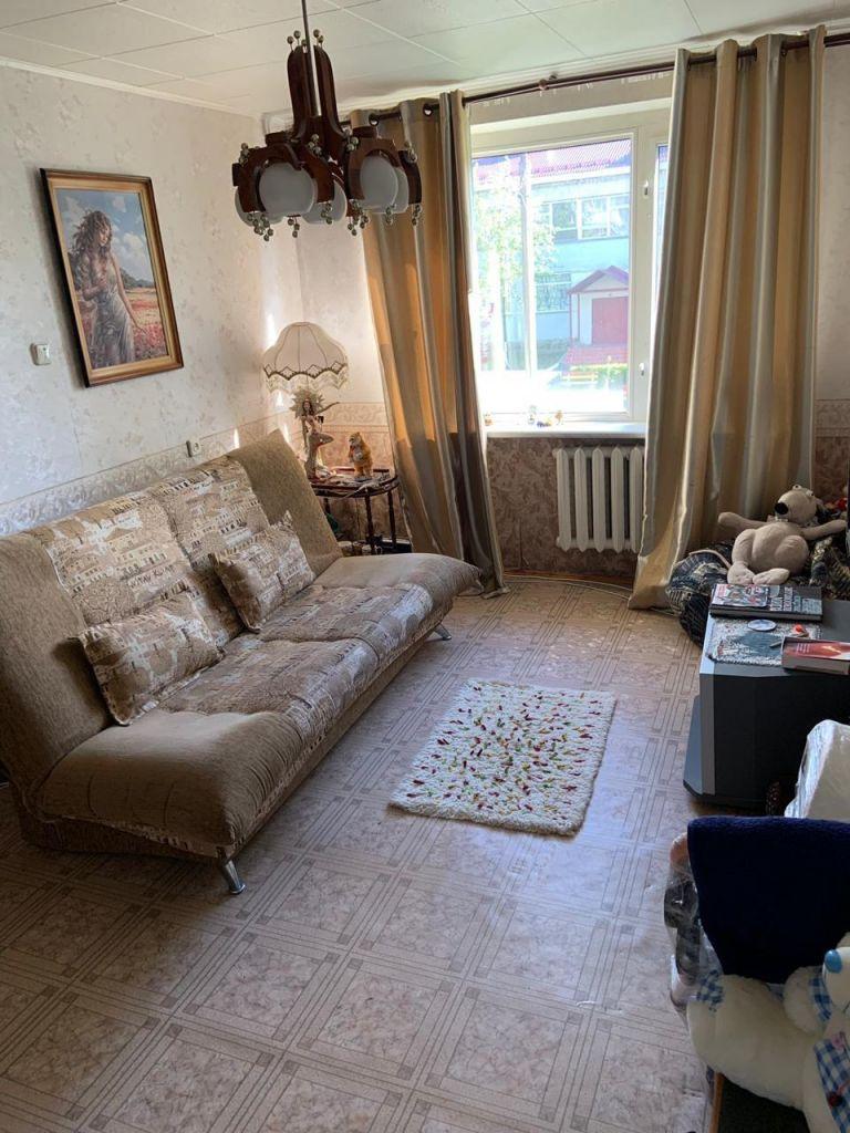Продажа трёхкомнатной квартиры село Новопетровское, Северная улица 22, цена 3000000 рублей, 2020 год объявление №442619 на megabaz.ru