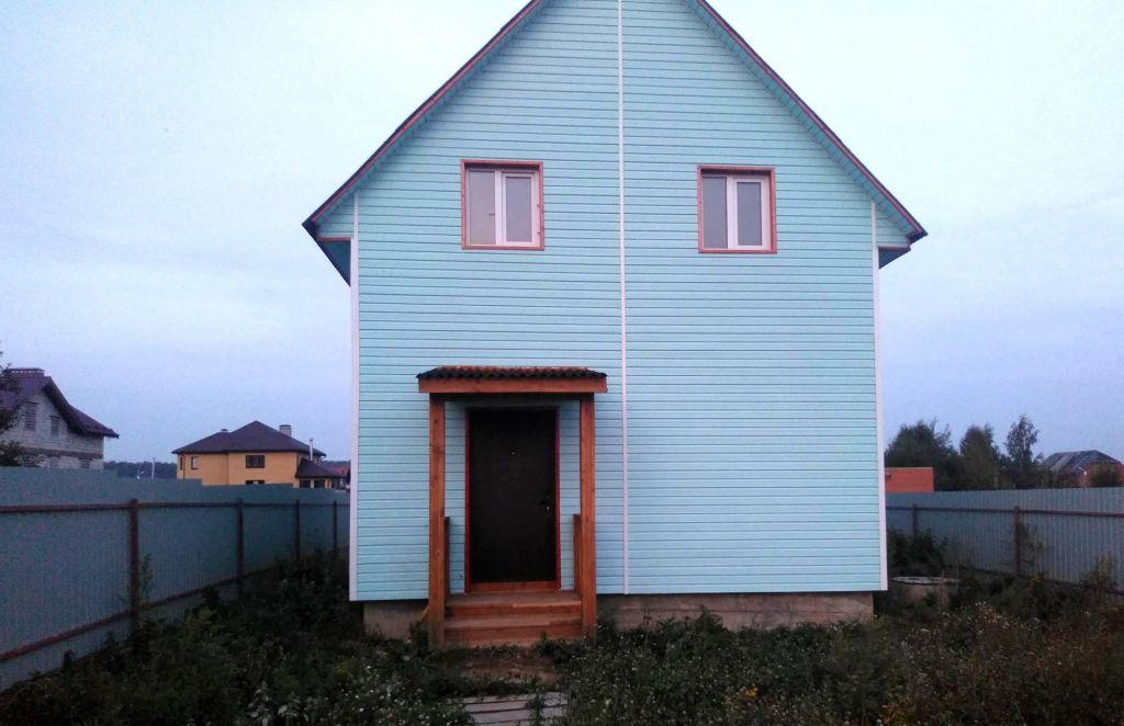 Продажа дома село Вельяминово, цена 2220000 рублей, 2020 год объявление №378756 на megabaz.ru