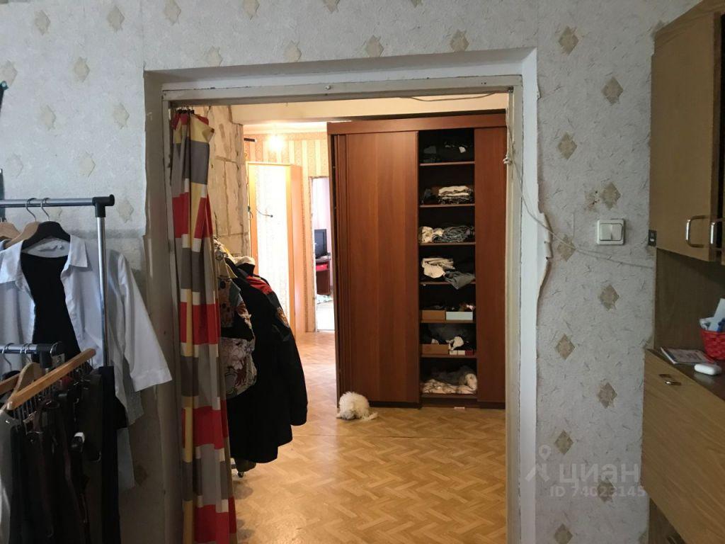 Продажа двухкомнатной квартиры Москва, метро Рязанский проспект, Рязанский проспект 64к2, цена 14370000 рублей, 2021 год объявление №629986 на megabaz.ru