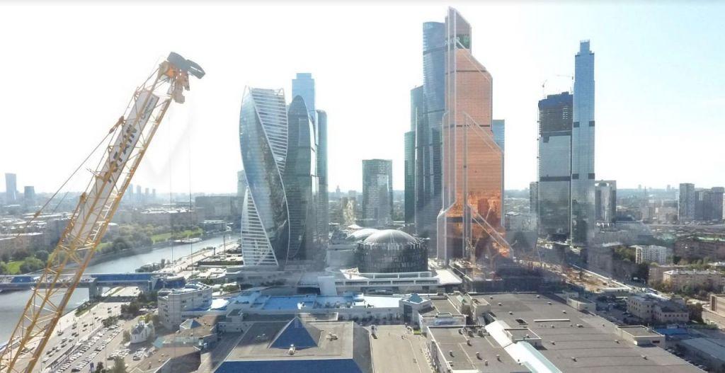 Продажа однокомнатной квартиры Москва, метро Выставочная, цена 34603181 рублей, 2020 год объявление №383897 на megabaz.ru