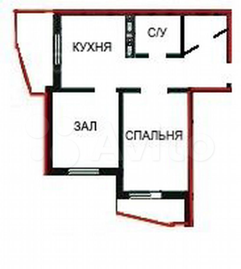 Продажа двухкомнатной квартиры Москва, метро Славянский бульвар, Кастанаевская улица 43к4, цена 22100000 рублей, 2021 год объявление №633131 на megabaz.ru