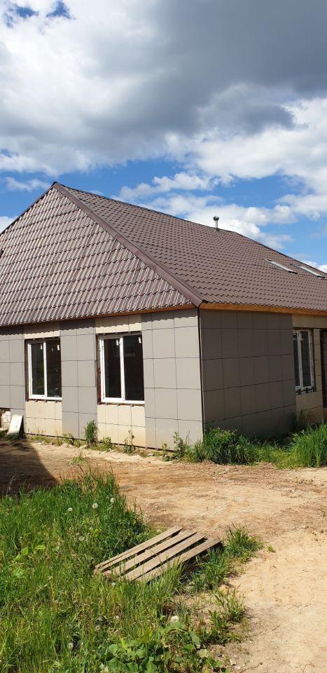 Продажа дома село Семеновское, цена 1800000 рублей, 2021 год объявление №630525 на megabaz.ru