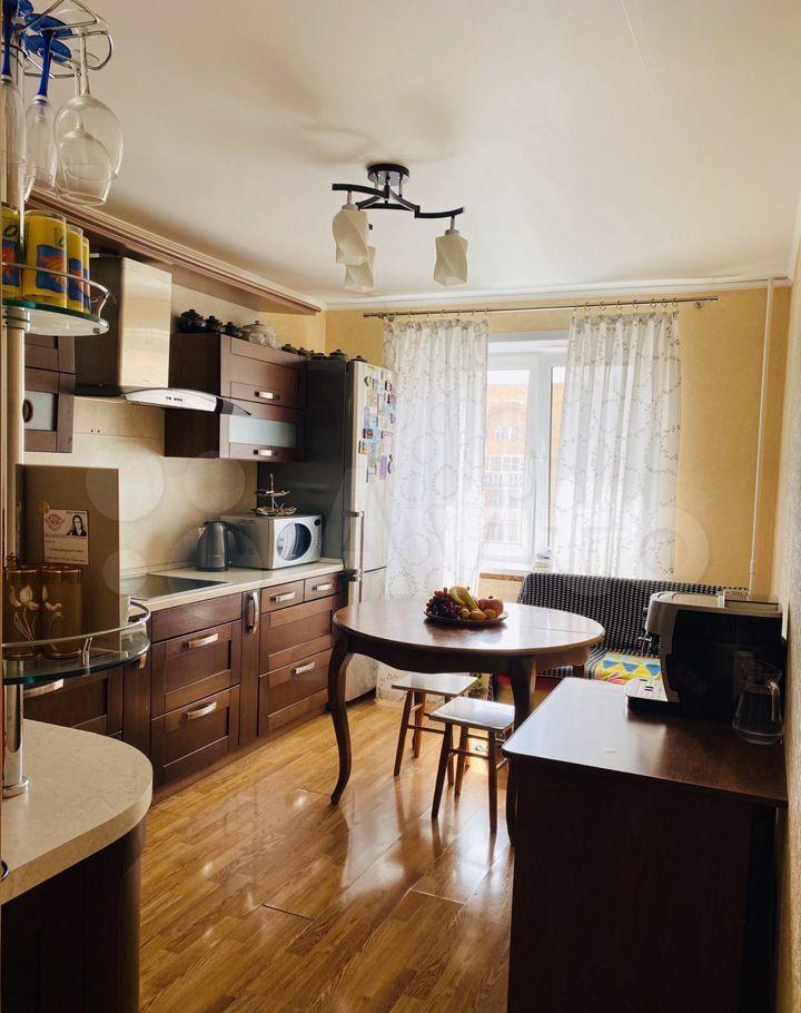 Продажа однокомнатной квартиры рабочий посёлок Селятино, Теннисная улица 52к2, цена 7000000 рублей, 2021 год объявление №633593 на megabaz.ru